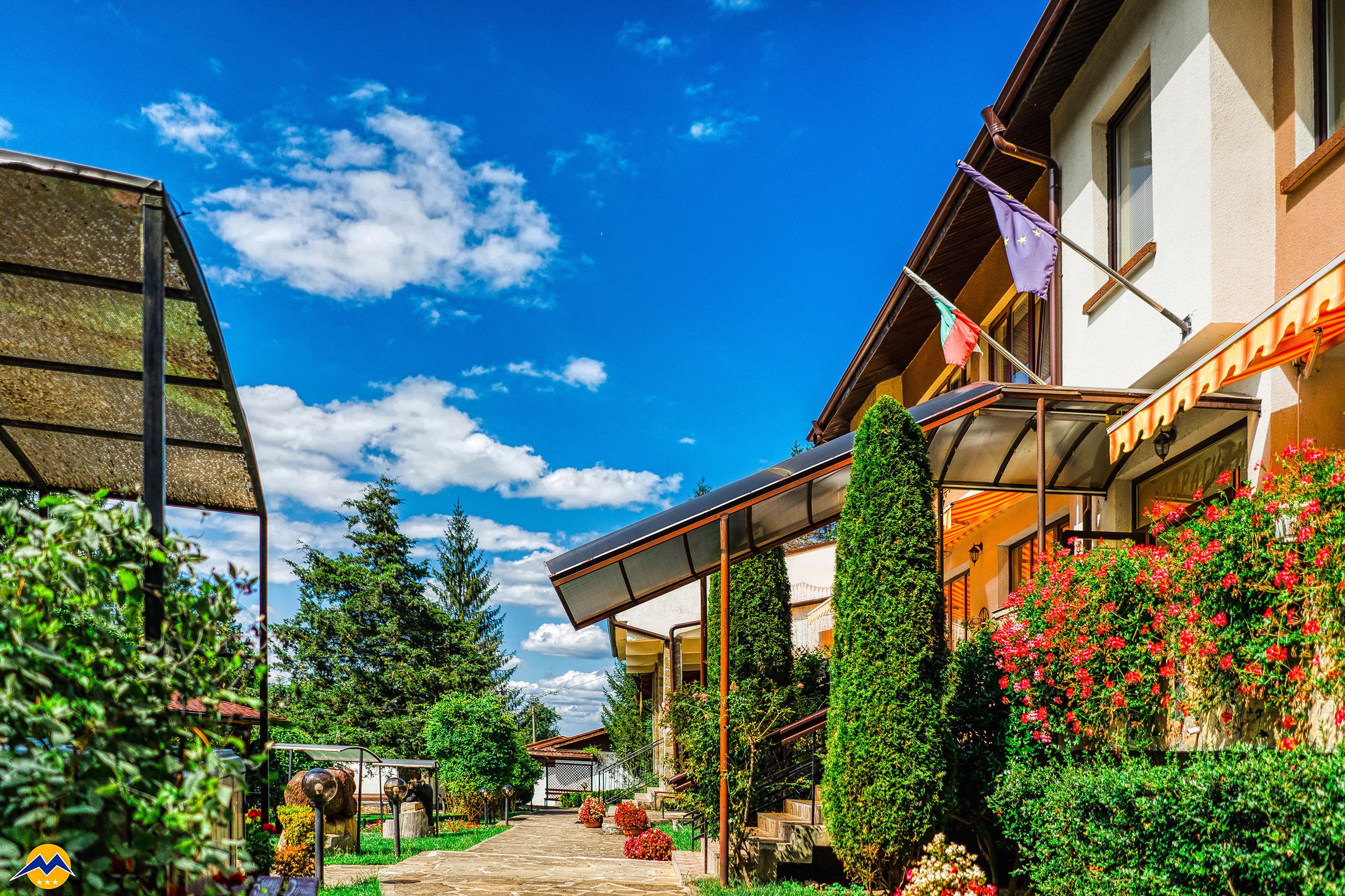 рекламна фотогрфия хотел априлци