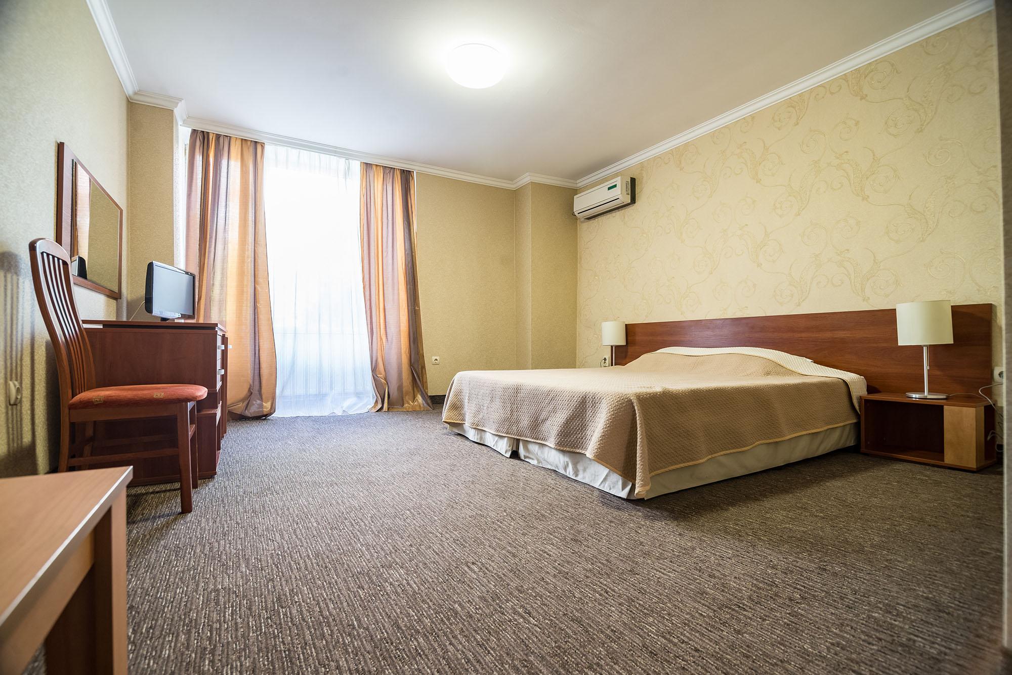 интериорна фотография хотел